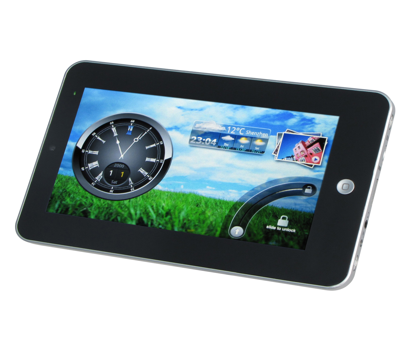 Tablette tactile 7p android 2 2 en gros gcb sourcing - Tablette 7 pouces en cm ...